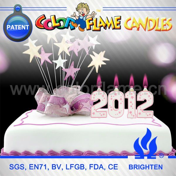 De Decoratie van de cake