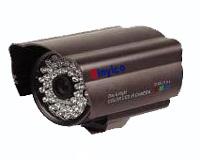 IR日/夜カメラ、防水カメラ、赤外線レンズ