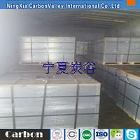 Blocs de carbone four en briques de carbone de la bouche le bloc