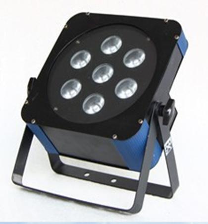 7X3w 3-en-1 LED à plat par stade LIGHT/LUMIÈRE Disco