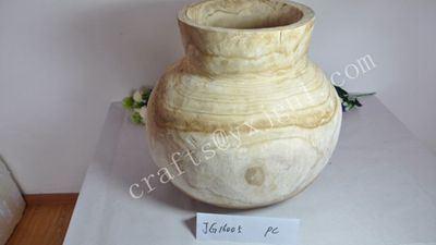 Protokoll-Vase mit einem grossen Bauch