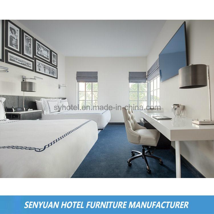 Panel MDF directamente de fábrica Motel de fabricación de muebles de pino (SY-BS47)
