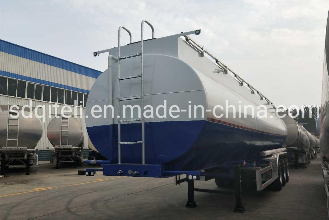 40000 45000 50000 литров топлива / транспортировку нефти танкер / бак Полуприцепе