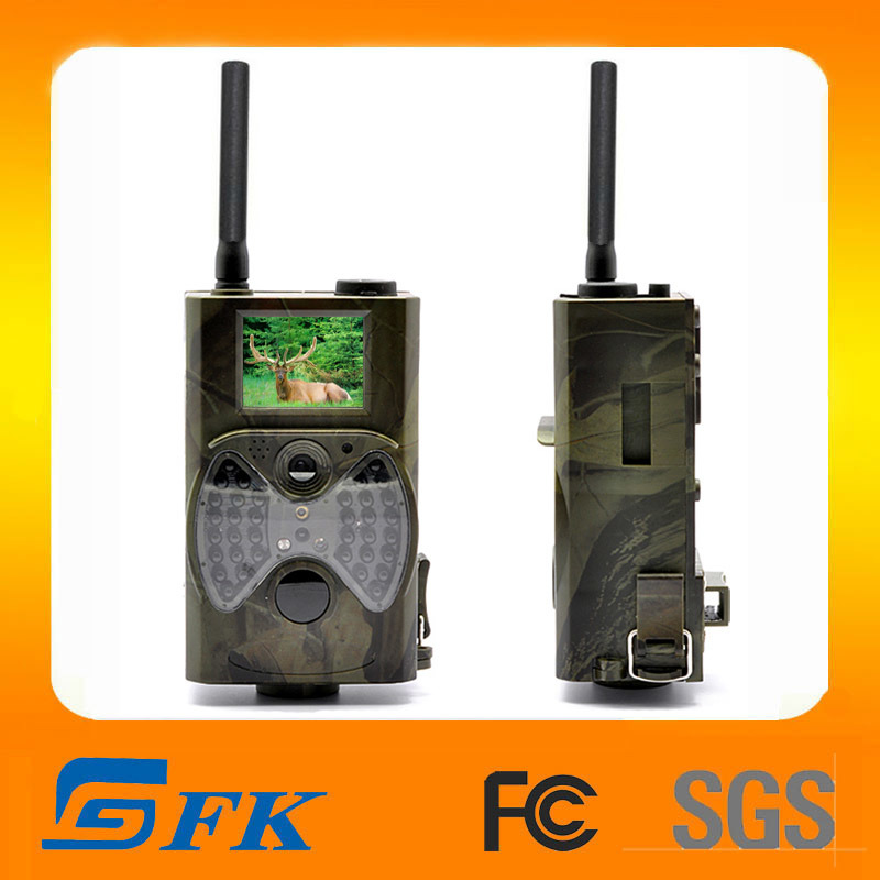 sistema di gestione dei materiali Trail Camera Infrared Hunting Camera di 1080P HD 12MP 3G
