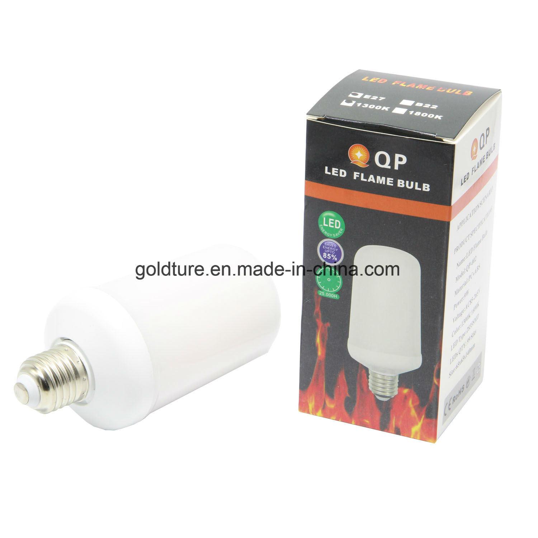 Mes Ampoules Led Scintillent chine le scintillement de led ampoules flamme/incendie effet