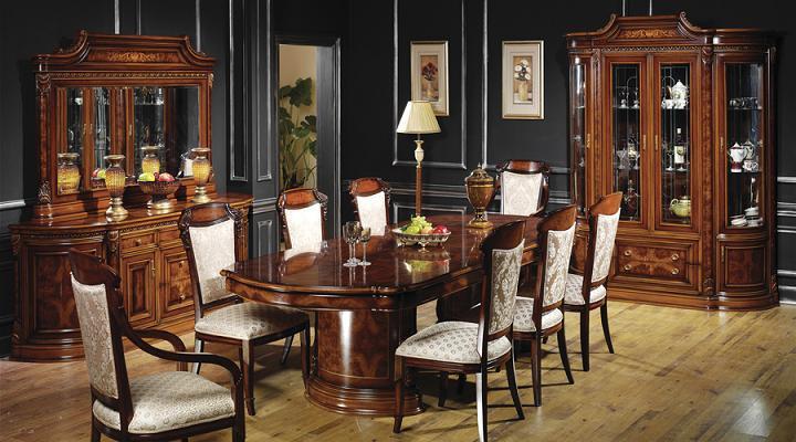 haute qualit meubles de salle manger classique 2206 1 haute qualit meubles de salle. Black Bedroom Furniture Sets. Home Design Ideas