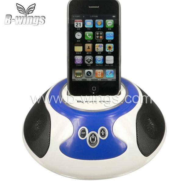 Динамик для воспроизведения MP3/MP4/CD/PC/Mac/PSP/iPod (БМ021)