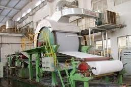 Apparecchiatura di fabbricazione della carta