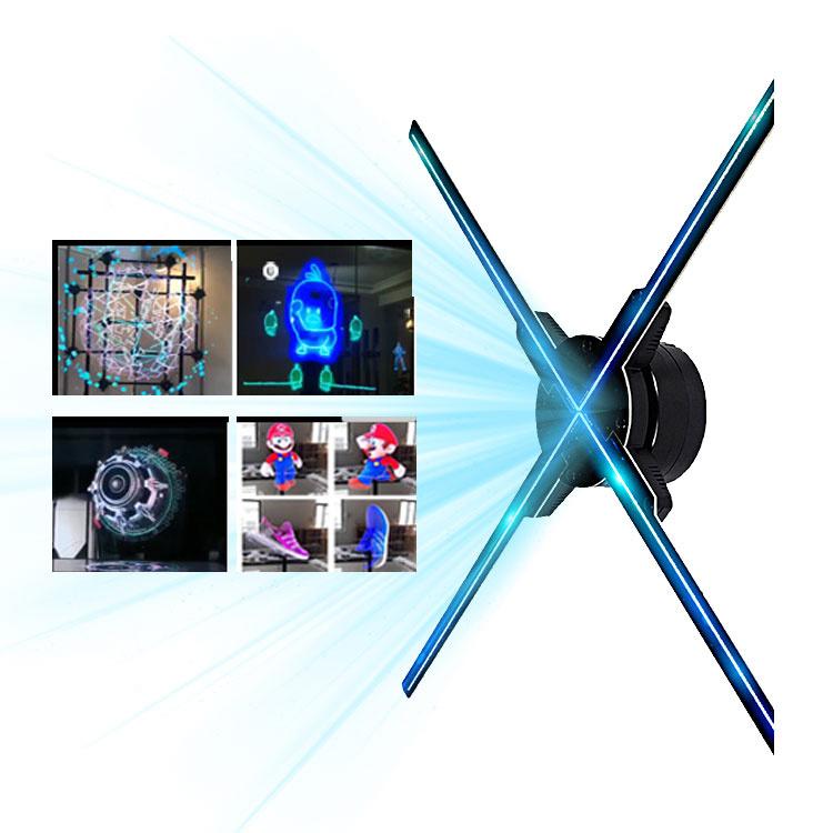Cina fornitore 3D grande proiezione olografica LED Hologram Prezzo proiettore
