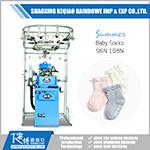 Rb-Marken-Ebenen-Socken-Strickmaschine