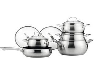 10PCS Apple modellano l'insieme del Cookware
