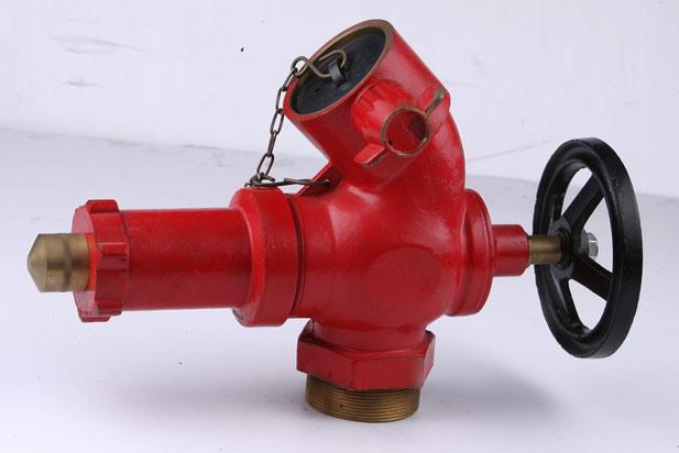 Válvula reductora de presión (válvula de aterrizaje)