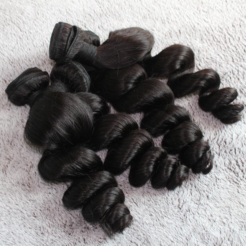 8Una Virgen cabello suelto ola brasileña sin procesar Hair Extension