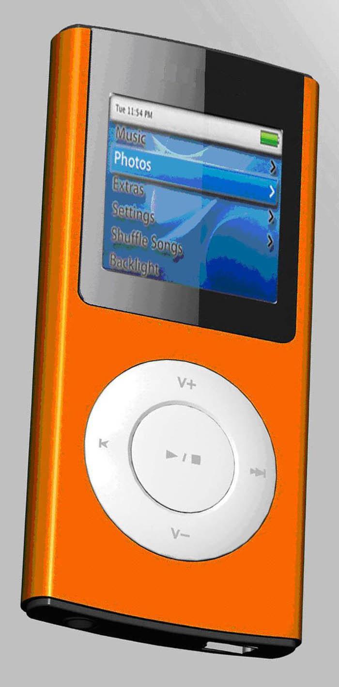 Flash MP3 (IRFM9010)