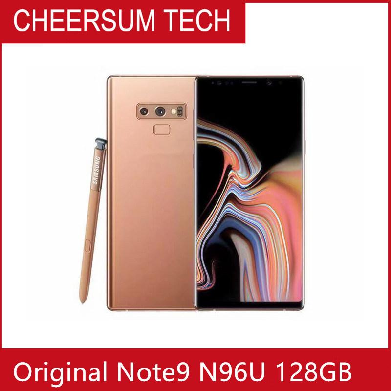 """Ursprünglicher Note9 Octa-Kern 6.4 """" 12MP 6GB ROM NFC 4000 Milliamperestunde DES RAM-128GB"""