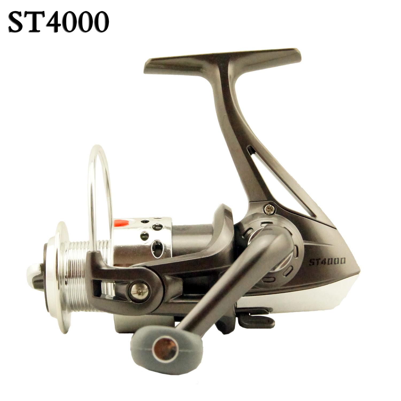 Carrete de la Pesca de Caza y Pesca de Plástico (ST4000)