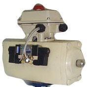 Série HPRB pneumatique type à double piston à l'Exécuteur testamentaire