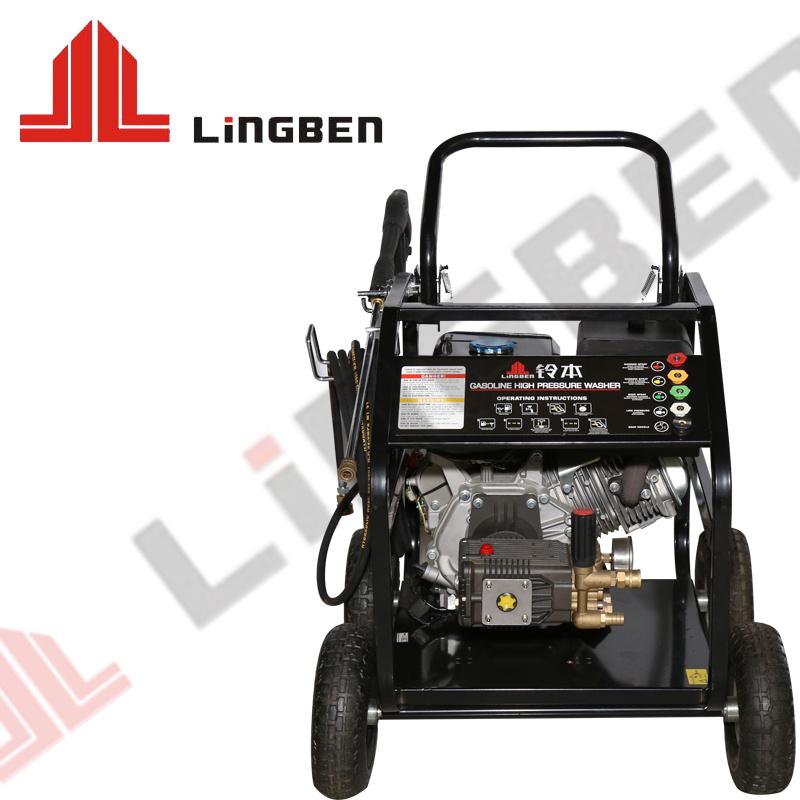 15LPM l'essence moteur essence Jet d'eau voiture électrique de la machine de lavage Nettoyeur Nettoyeur haute pression