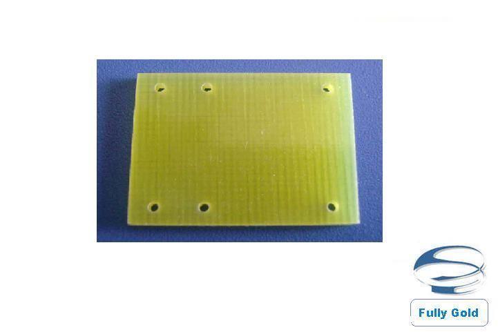 Fr4/G10 Pièces de machine CNC entretoise fr4