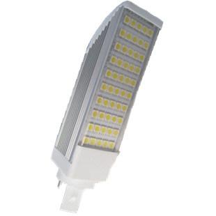 LED 수평한 삽입된 램프
