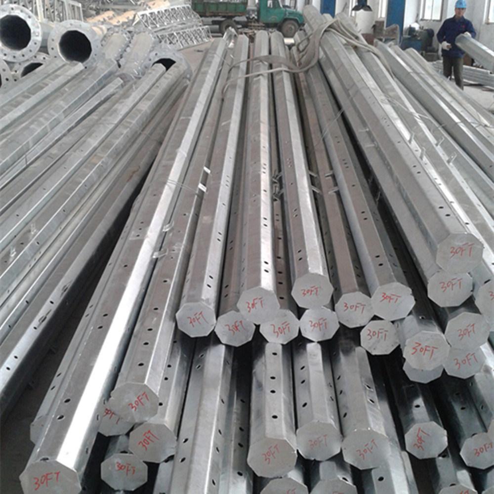 21e25803f738 Galvanizado en caliente de poste metálico – Galvanizado en caliente de poste  metálico proporcionado por Jiangsu Bosheng Steel Poles Co., Ltd. a países  ...