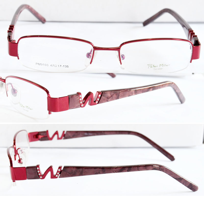 USD3 marcos de anteojos de metal – USD3 marcos de anteojos de metal ...