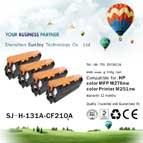 HP131A compatibele Toner van de Kleur Patroon
