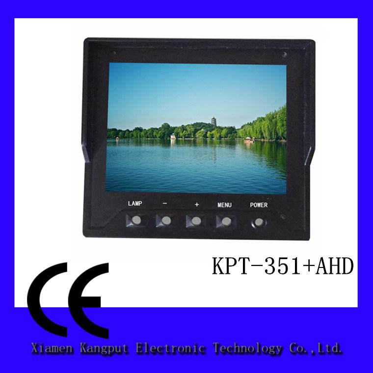 Kangput手持ち型CCTVのカメラのモニタKpt-351+Ahdのカメラテストモニタ