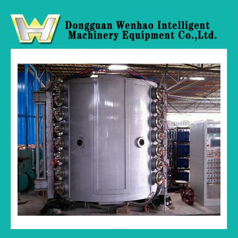 PVD Ion Arc Vacuum Coating Machine for Glazed Porcelain Tiles