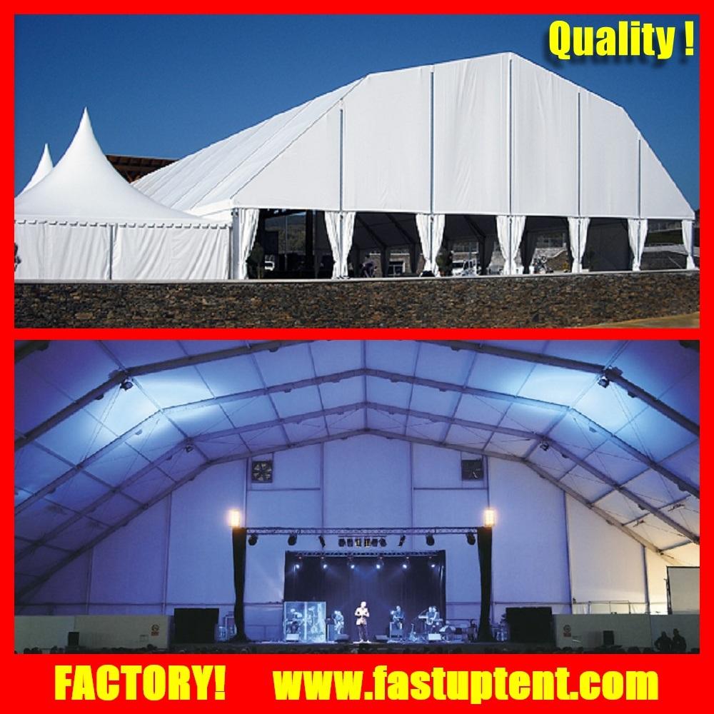 Großes 30X50m 20X40m Aluminium-Rahmen-Polygon-Partei-Zelt für ...