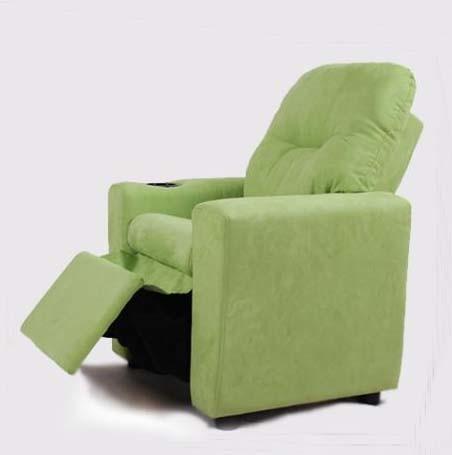 Foto de Lazy Boy sillón reclinable sillón de masaje PU Niños silla ...