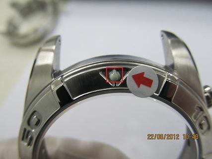 De Dienst van de Inspectie van het horloge (WIS-001)