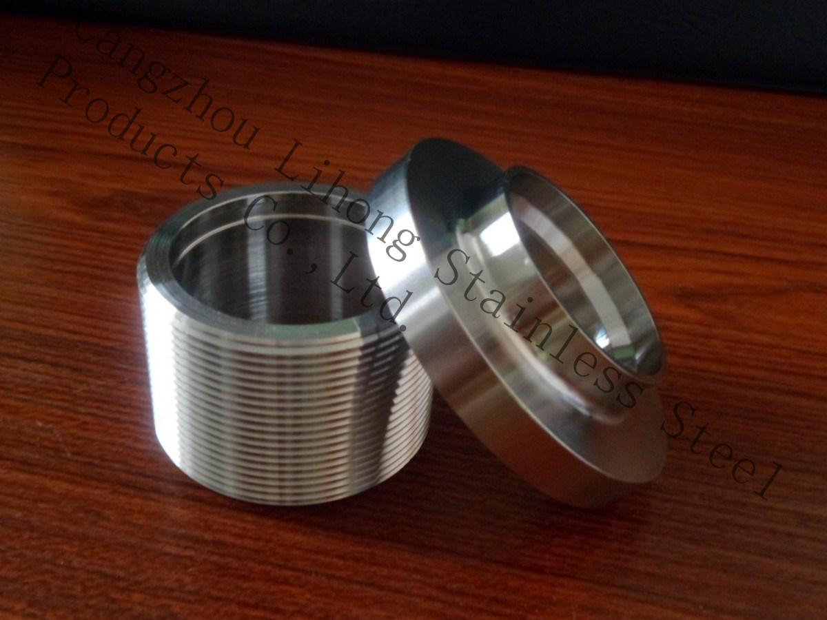 Flangia di montaggio tubi in acciaio inox prodotta in fusione in Cina