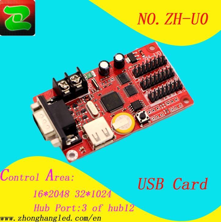 Fonctionnement simple avec écran LED haute compatibilité du système de contrôle USB