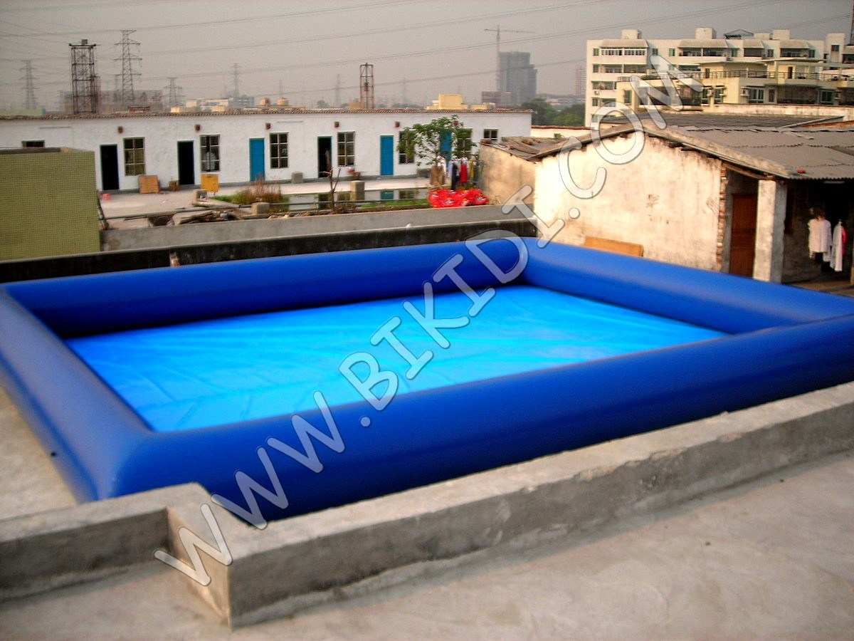 Piscine gonflable g ant pvc piscine d2031 photo sur fr made in - Piscine in pvc ...