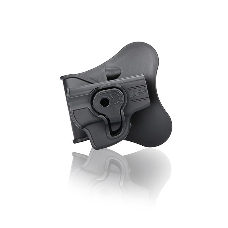 Partes de armas de la bolsa de pistola. 380/Ruger con láser funda ...