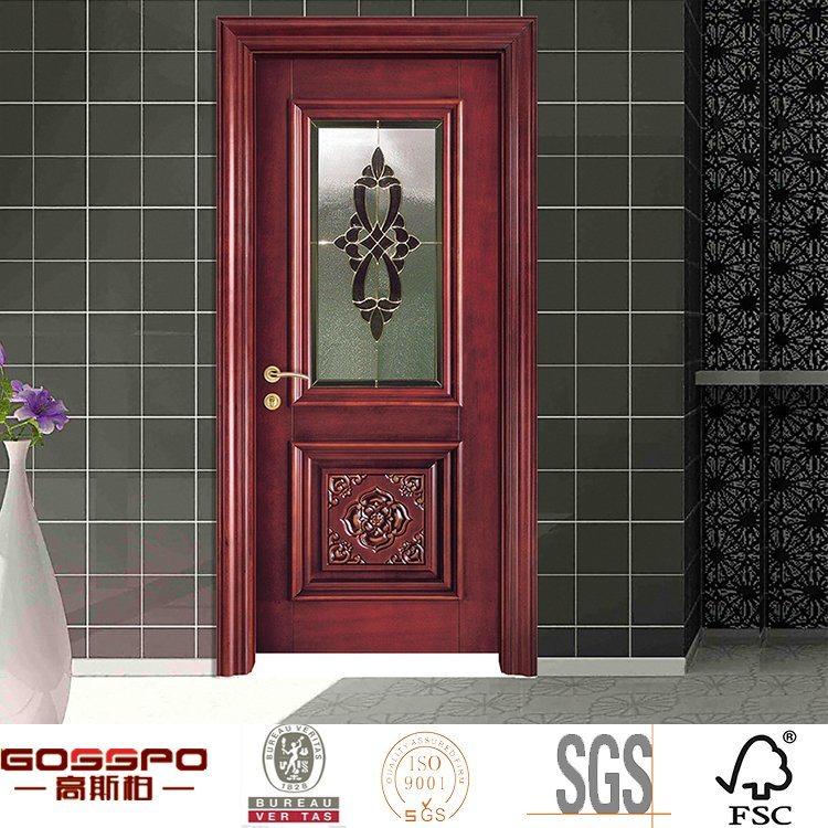 Foto de Marco de cristal Ambiente de madera puerta de madera (GSP3 ...