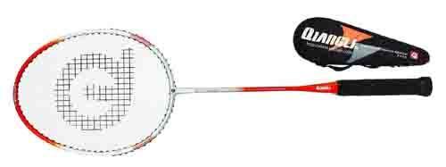 Graphite & Raquette Badminton monobloc en alliage aluminium (5406)