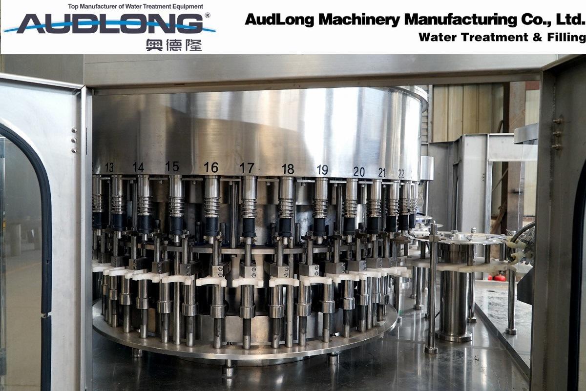 Automatische 3 in 1 Plastic Zuivere/Installatie van het Mineraalwater/het Vullen van het Drinkwater Machine/Bottelmachine/Lopende band van het Water