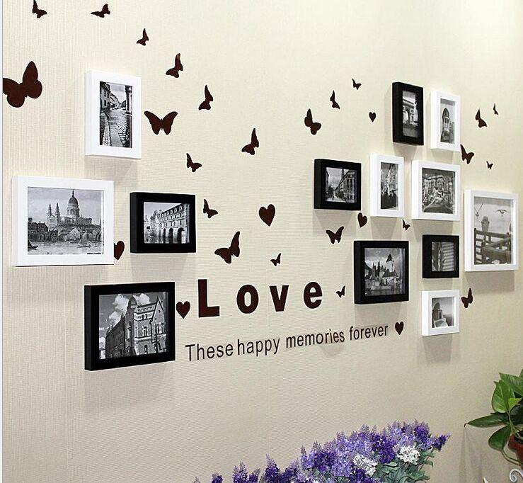 Foto de 13 de bricolaje madera Marcos modernos marcos de fotos ...