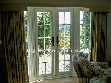 Foto de upvc puertas interior blanco en es made in for Puertas acristaladas interior