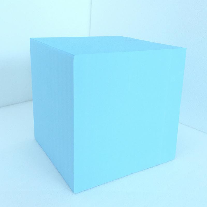 Fuda Uitgedreven Blauw 50mm van de Rang 150kpa van de Raad van het Schuim van het Polystyreen (XPS) B3 dik