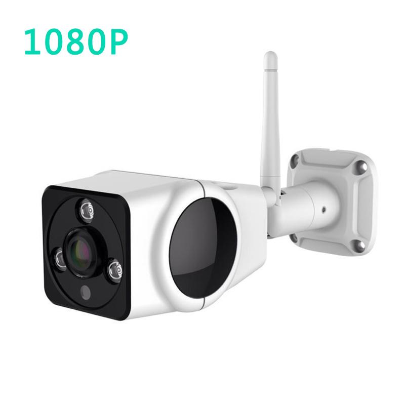 Bullet 1080p HD CCTV IP-водонепроницаемый безопасности инфракрасные камеры