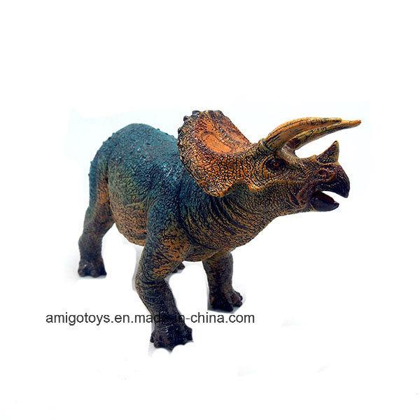 Vinyle Et Triceratops Pour Enfants Jouet Dinosaure Éduquer Les oBeWdrCx