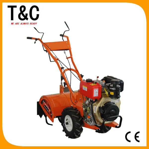 TC-T02n-cultivator voor dieseltuinfrees