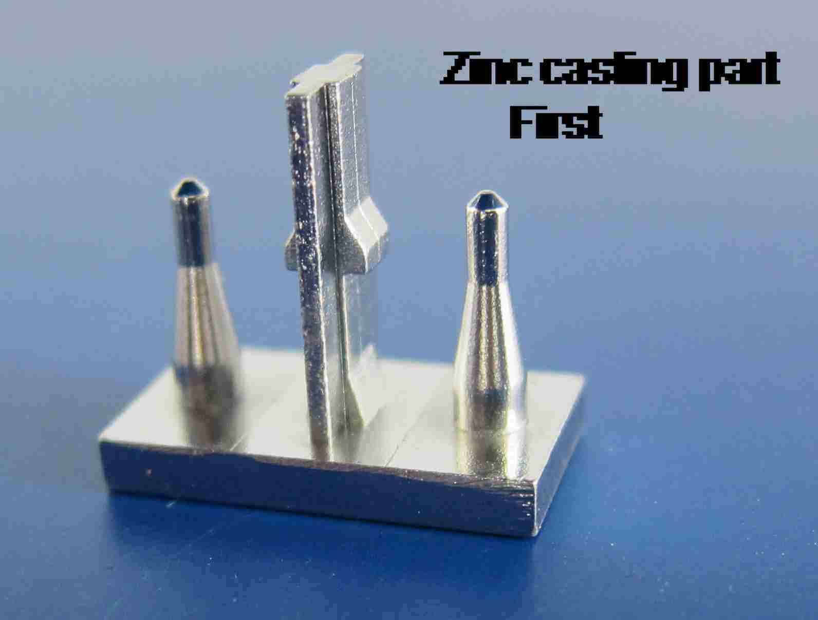 Pieza de fundición de zinc (FZ007)