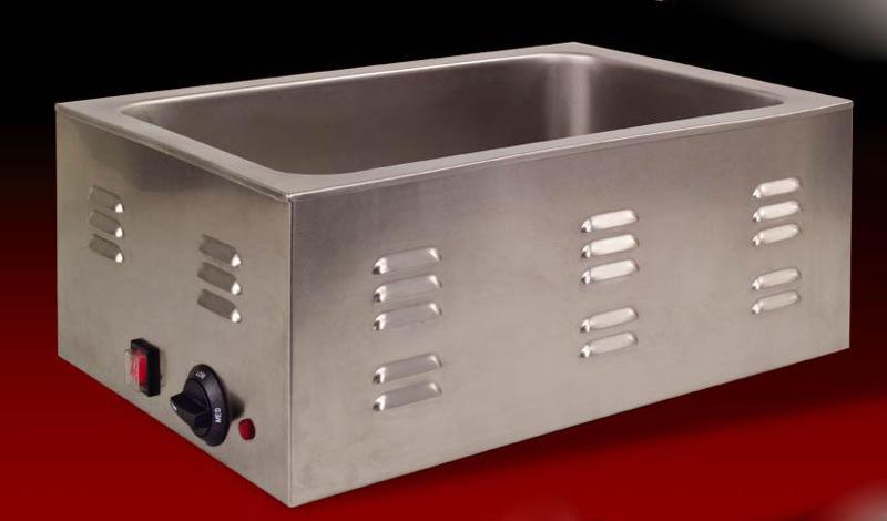 Comptoir de nourriture plus chaudes (YFK-8)