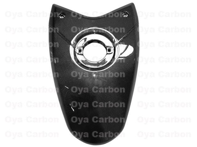 Couvercle du réservoir en fibre de carbone pour Ducati Hypemotard 796 1100