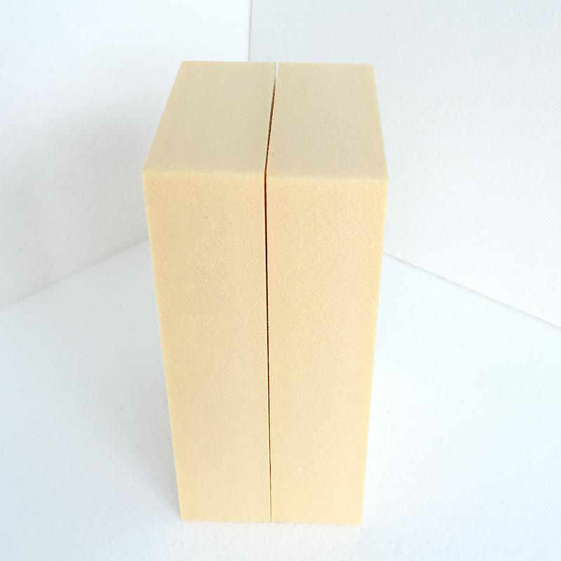 Длина Fuda полистирол (XPS) из пеноматериала платы B1 класса 150КПА оранжевого цвета 55мм толщиной