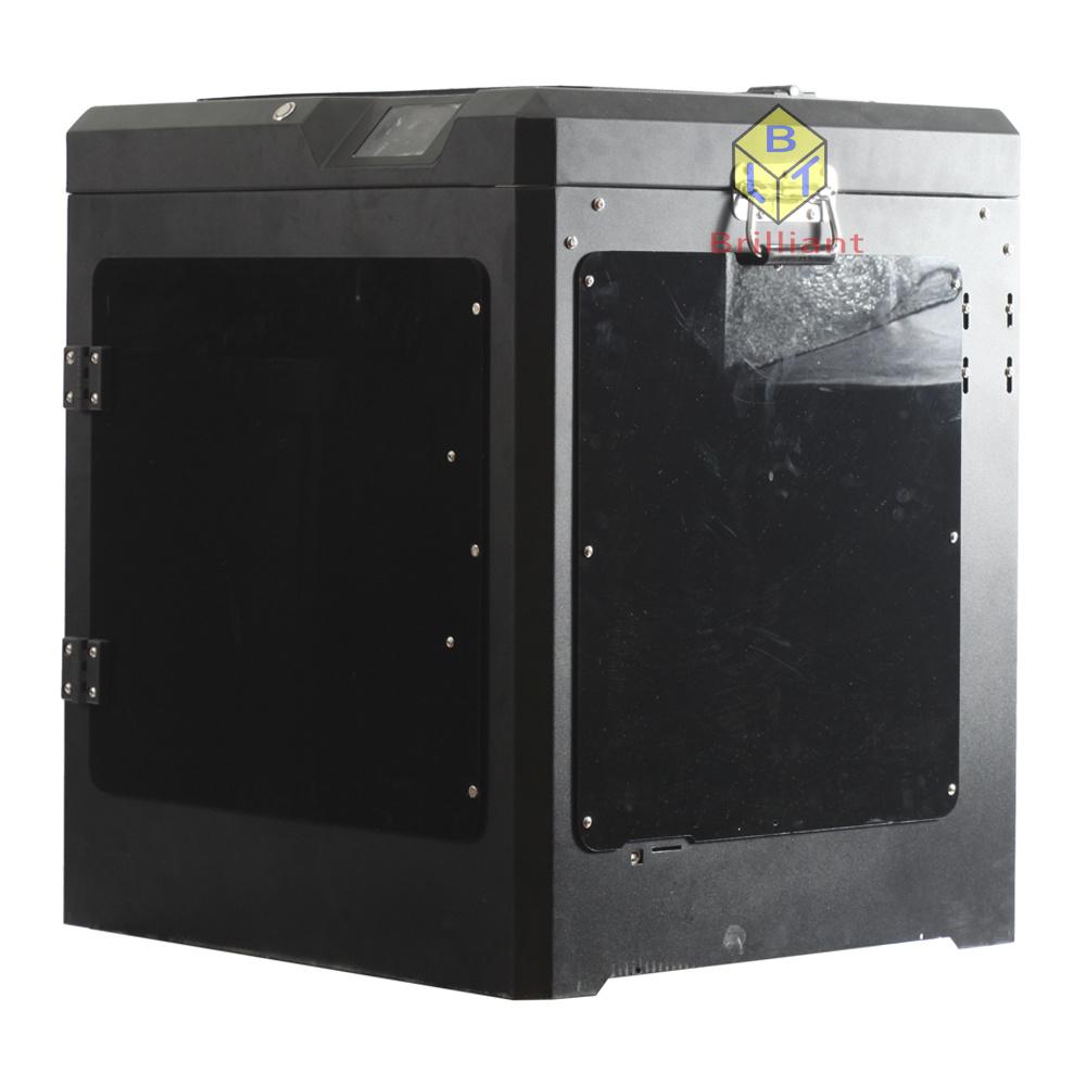 Haute Résolution avec la machine de bureau de l'impression de SDV Filament